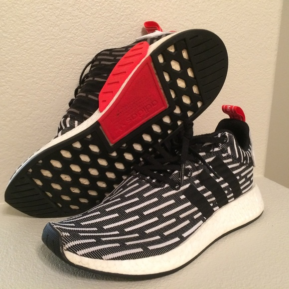 0f61d9f00 adidas Other -  Rare Color  Adidas PRIMEKNIT NMD R2 MENS 10